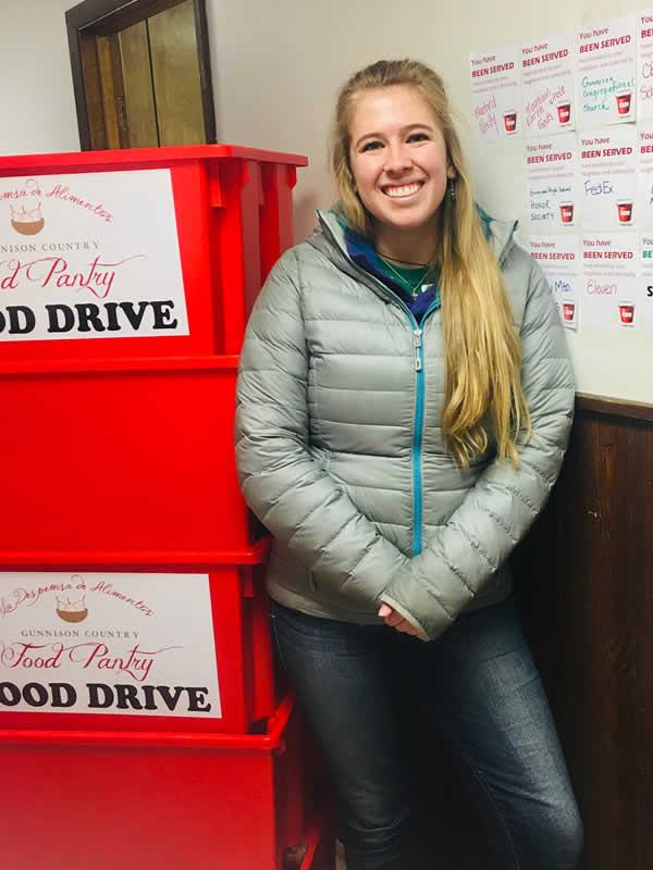 GCFP Donations Food Drive