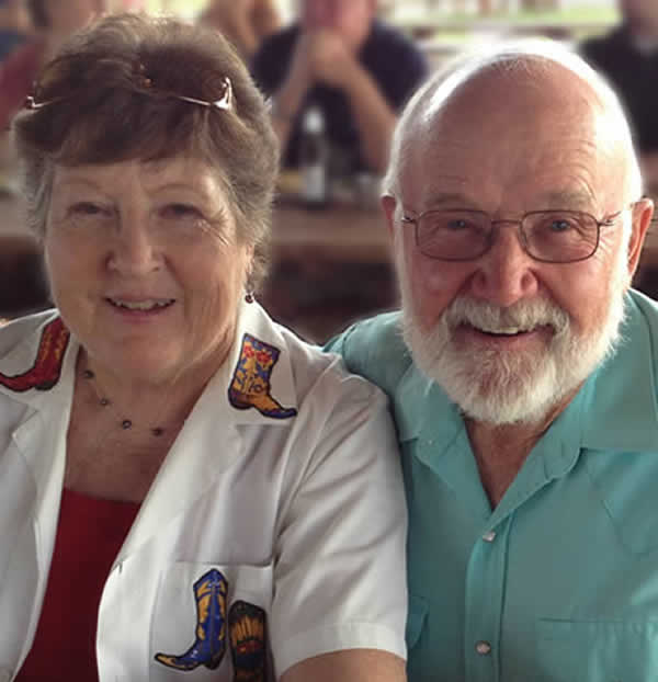 Ruthie and Carl Long