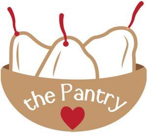The Pantry Heart Logo