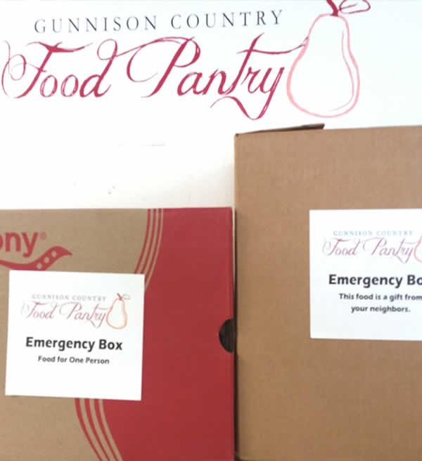 GCFP Programs Emergency Boxes